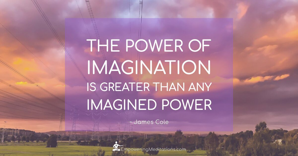 Meme - The power of imagination Is greater - Page