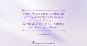 Meme - When your soul is running on empty - Page