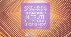 Meme - Good and evil are merely ideas of humankind - Page